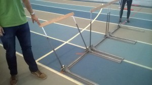 2016 : New collapsible hurdle